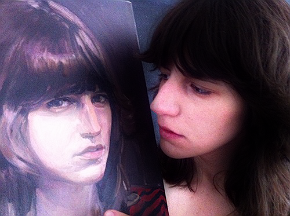 Photo of Eleanor Friedberger nos visita