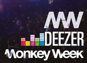 Photo of Deezer Monkey Week 2013: más nombres