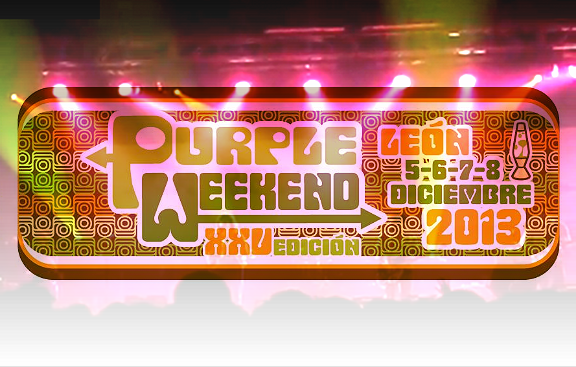 Photo of El Purple Weekend cumple 25 años en 2013