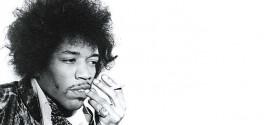 Jimi Hendrix banner