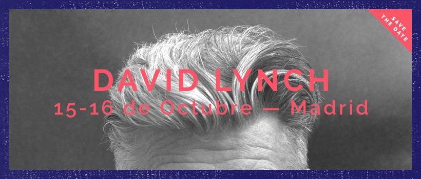 Photo of David Lynch estará en el festival Rizoma