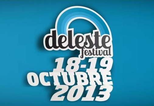 Photo of Cartel definitivo del Deleste Festival 2013