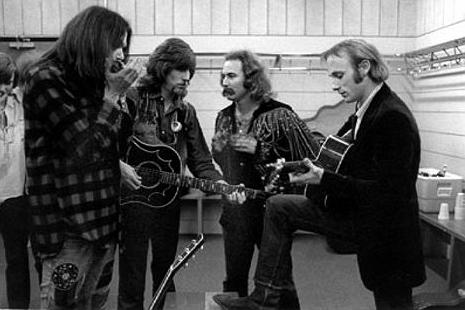 Photo of El primer concierto en 7 años de Crosby,Stills,Nash & Young