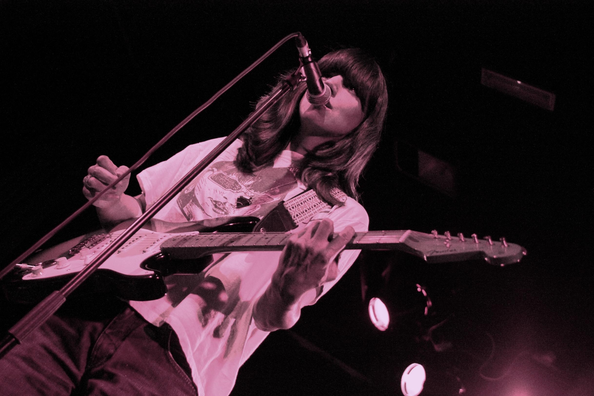 Photo of Eleanor Friedberger + Bill Ryder-Jones (La[2] de Apolo, Barcelona, 02-10-2013)