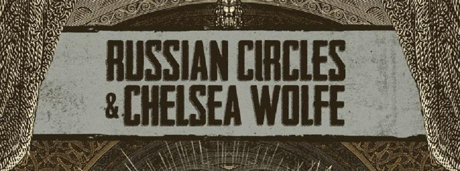 Photo of Chelsea Wolfe y Russian Circles (o viceversa) arrancan el viernes su minigira española en Barcelona