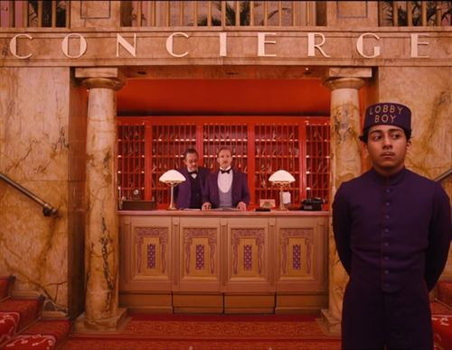 Photo of The Grand Budapest Hotel, la nueva de Wes Anderson