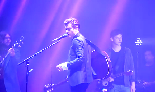 Photo of Instantáneas: Arctic Monkeys (Badalona, 16/11/13)
