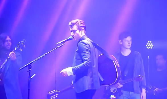 Photo of Instantáneas: Arctic Monkeys (Badalona, 16/11/13)