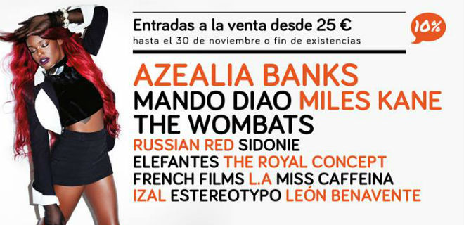 Photo of Arenal Sound 2014:  primeros nombres