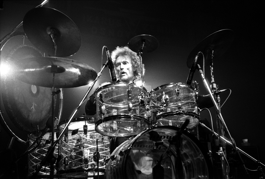 Photo of Ginger Baker actuará en Bilbao