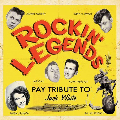 Photo of El tributo de las leyendas del rock a Jack White