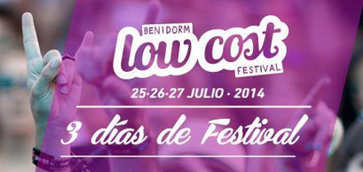 Photo of Low Cost Festival 2014: primeros nombres