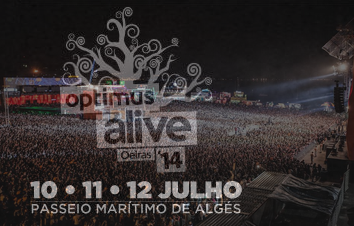Photo of Arctic Monkeys al Optimus Alive 14