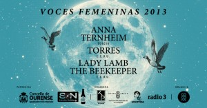 Voces femeninas 2013