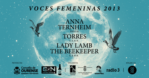Photo of Comienza el Festival Voces Femeninas 2013