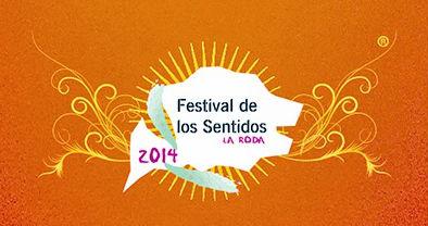 Photo of Cartel del Festival de los Sentidos 2014