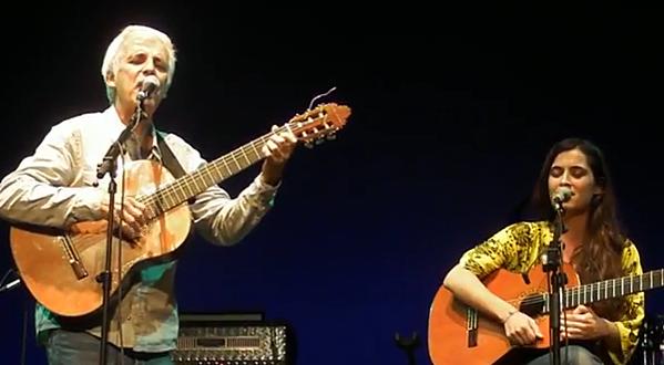 Instantáneas: Kiko Veneno + Silvia Pérez Cruz (Madrid, 27/11/13)