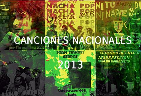 Photo of Las mejores canciones nacionales de 2013: del 50 al 31