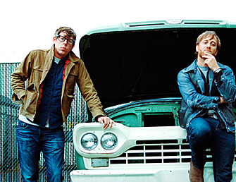 Photo of The Black Keys al Optimus Alive´14