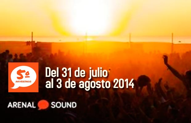 Photo of Arenal Sound 2014 suma nombres al cartel