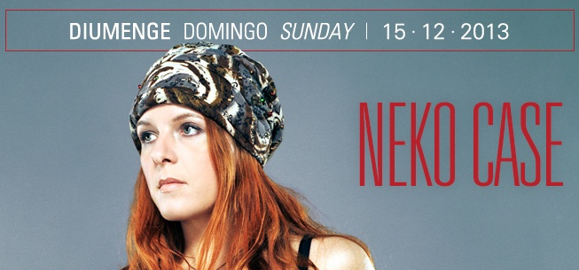 Photo of Neko Case en Barcelona y Madrid de la mano de Primavera Sound