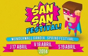 SAN SAN festival 2014