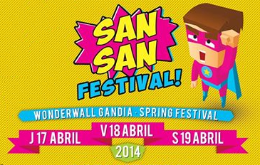 Photo of Primera edición del San San Festival