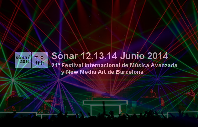 Photo of Nuevas incorporaciones a Sónar Barcelona 2014