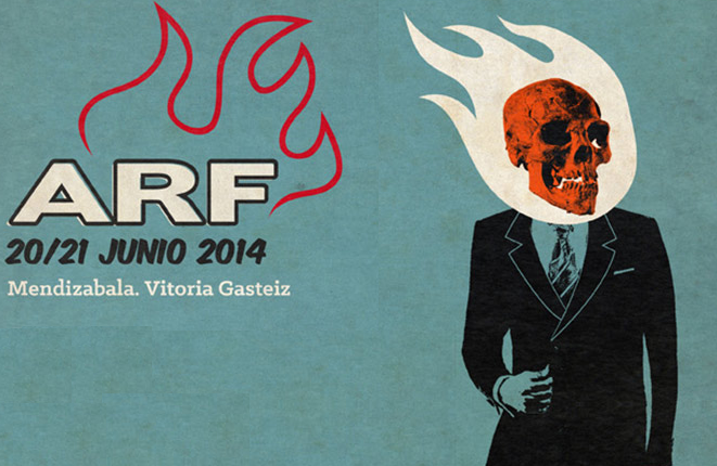 Photo of Azkena Rock 2014: cartel definitivo