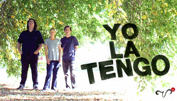 Photo of Yo La Tengo al Vida Festival 2014