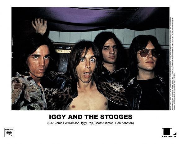 Photo of Las grabaciones perdidas de The Stooges