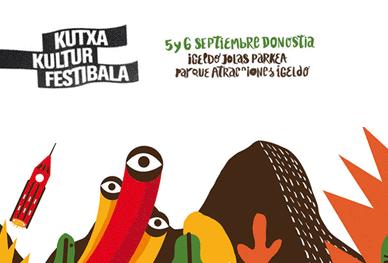 Photo of Más confirmaciones para el Kutxa Kultur Festibala 2014