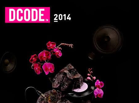 Photo of Cartel completo del DCODE 2014