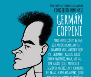 Concierto homenaje a Germán Coppini
