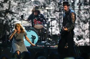 Kim Gordon and Nirvana