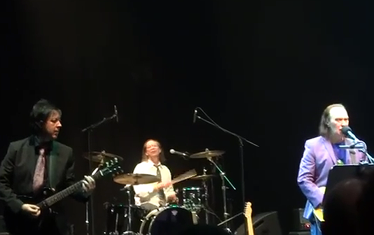 Photo of El primer concierto de Dave Davies en 13 años