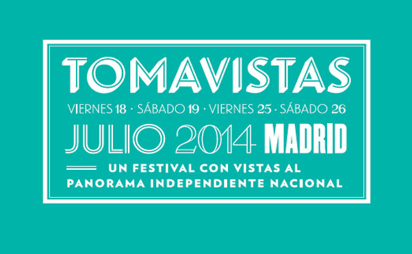 Photo of Festival Tomavistas 2014: cartel completo
