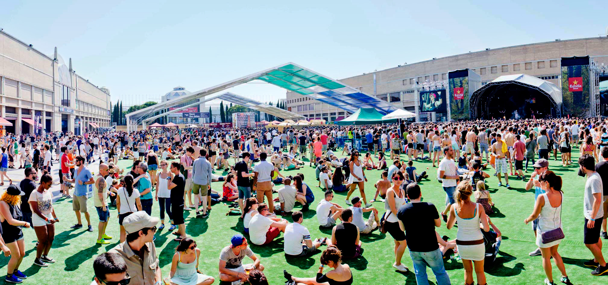Photo of Sónar recibe el prestigioso Premi Nacional de Cultura 2014