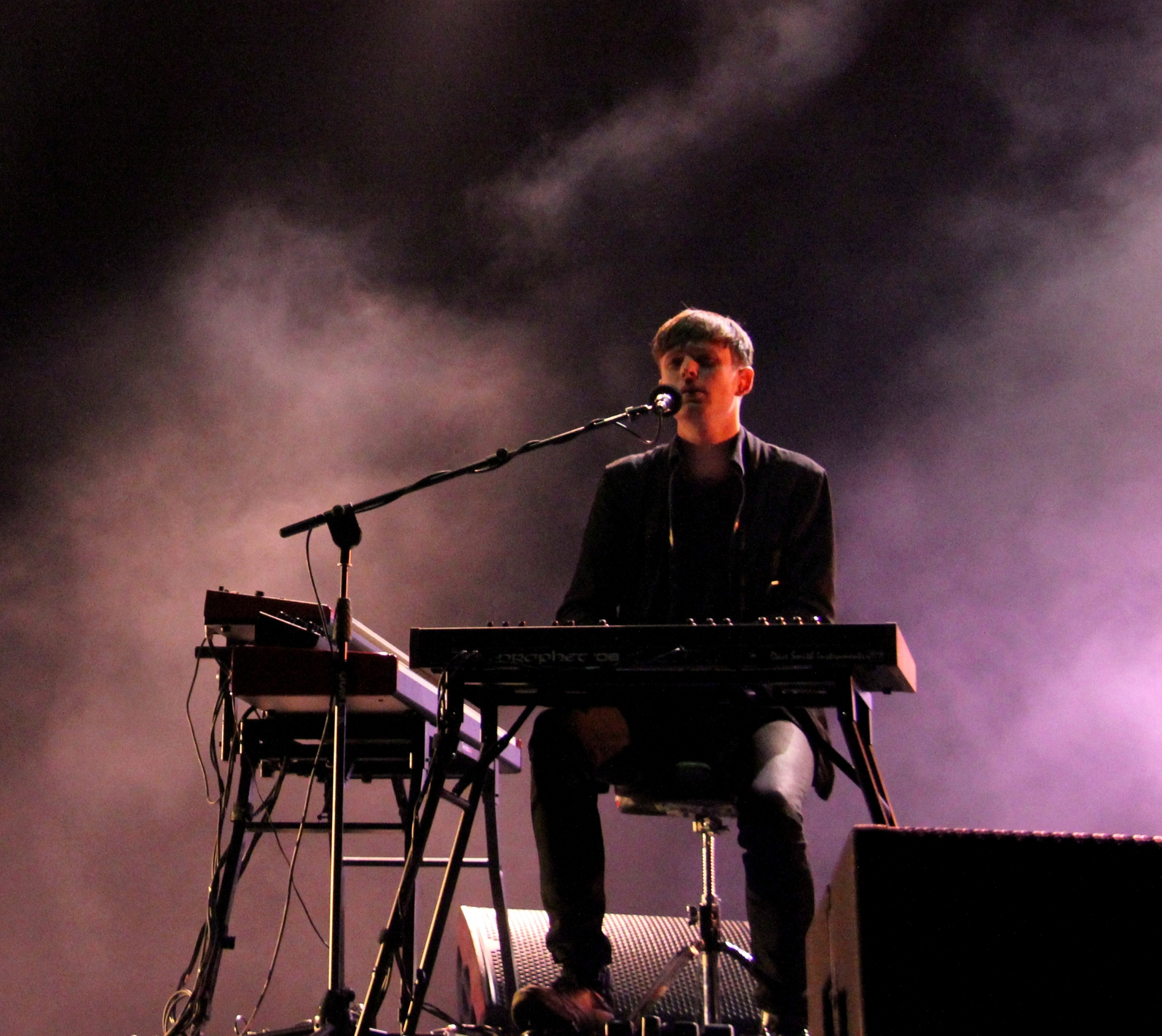 Photo of Primavera Sound nos trae a James Blake a Apolo el 22 de agosto