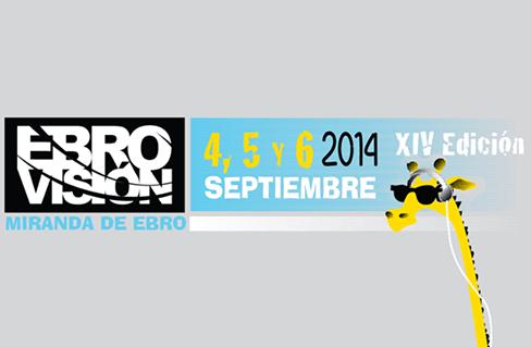 Photo of Más nombres para la edición 2014 de Ebrovisión