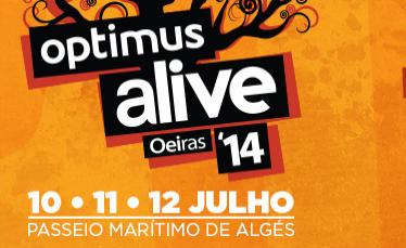 Photo of Optimus Alive 2014: más confirmaciones y distribución provisional por días