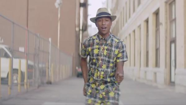 Photo of Pharrell Williams nos visita en octubre
