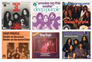 Smoke on the water Deep Purple