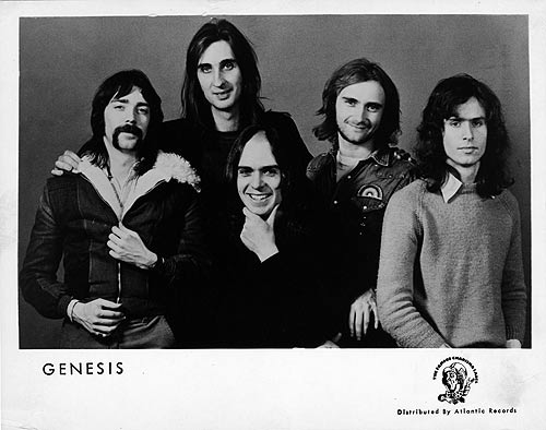 Photo of Genesis juntos…para un documental