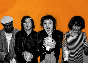 Photo of The Libertines, tercer cabeza de cartel del Optimus Alive'14