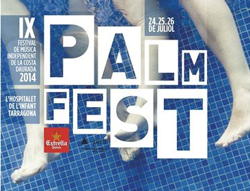 Photo of Más confirmaciones para el Palmfest 2014