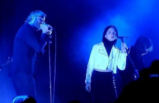 Photo of Instantáneas: The National+ St.Vincent (Oporto, 07/06/14)