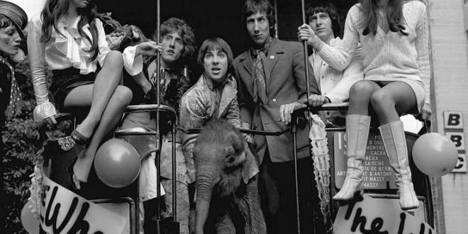 La primera canción de los Who en ocho años