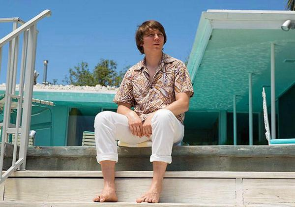 Photo of Paul Dano es Brian Wilson