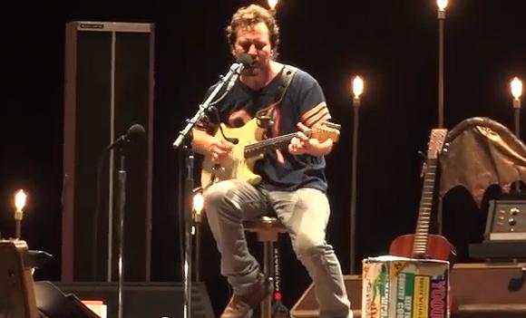 Photo of Instantáneas: Eddie Vedder (Sesimbra, 18/07/14)